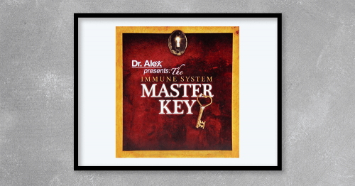 """The master key can be used on its own or to unlock your results with anything you are currently doing …"""""""