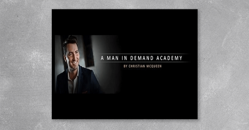 This coaching program by Christian McQueen offers a system for meeting and dating more sexy women, and becoming the best social powerhouse and man you can be. It is designed to teach you how to access your inner flirt and charm.