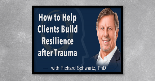 How do we help clients cultivate resilience? How do we help them change the way they respond to stress so that they thrive during challenges?