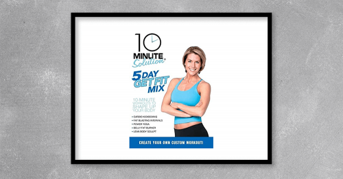 10 Minute Solution 5 Day Get Fix Mix by Amy Bento at Kingzbook.com