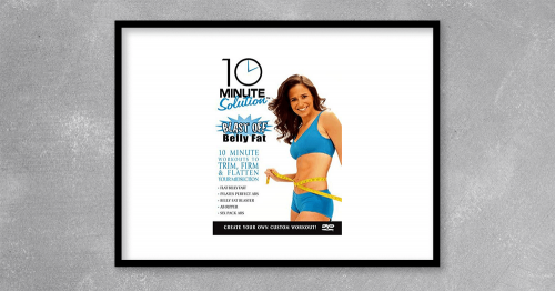 10 Minute Solution Blast Off Belly Fat by Suzanne Bowen at Kingzbook.com