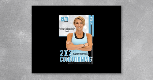 2×2 Conditioning vol 2 by Aimee Nicotera A TKingzbook.com