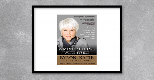 Internationally acclaimed best-selling author Byron Katie's most anticipated work since Loving What Is.