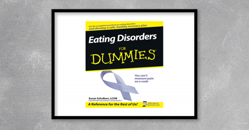 Do you think that you or someone you love may suffer from and eating disorder? Eating Disorders For Dummies gives you the straight facts you need to make sense of what's happening inside you and offers a simple step-by-step procedure for developing a safe and health plan for recovery.