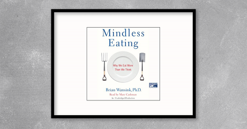 Mindless Eating by Brian Wansink at Kingzbook.com