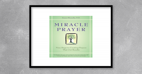 MIRACLE PRAYER proposes a systematic approach to focusing one's intention and formulating prayers that get results, based on the premise that your thoughts create your destiny. Using a prescribed prayer format that will heal and transform your mind, you will learn how to accept with full faith that the desired goal can be achieved. The powerful, field-proven system, which draws on the Religious Science tradition, has produced miracles in the lives of millions of people worldwide.