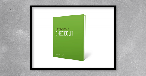 This checkout study provides you with 7 years worth of checkout user testing and research, condensed into 134 usability guidelines.