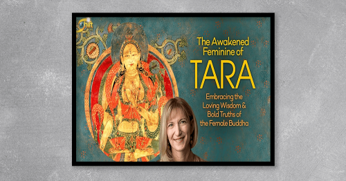In the last session, you'll discover practices for incorporating Tara into your daily life — as a friend, mentor, and awakened mother. You'll retrace the steps of the Tara Meditation to help you access her healing blessings to soothe anxiety, fear, depression, and other challenges.