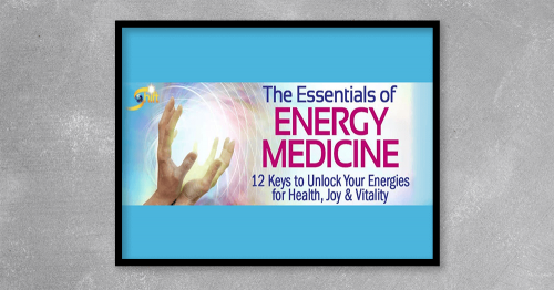 Energy Medicine is comprised of practical insights and exercises that can help you overcome resistance to change and create energetic habits that support growth,
