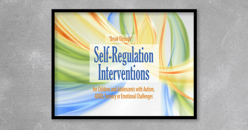 In this recording I will guide you through a broad set of self-regulation interventions culled from my years of research and practice along