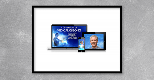 4 Dimensions of Medical Qigong by Dr. Roger Jahnke OMD at Kingzbook.com