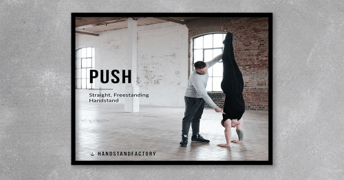 To start training this program, please make an account or sign in to our Handstand Factory members area. From there, add the program to your cart and check out for direct access to the program.