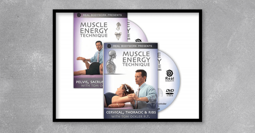 Muscle Energy Technique is one of the most effective and gentle manual techniques for the correction of somatic dysfunction. MET uses accurate assessment techniques to discover if a joint is stuck out of alignment. Then the practitioner positions the patient and asks for gentle resistance in such a way that the joint is brought back into alignment, and the tight muscle relaxed. This technique can be incorporated easily into any treatment protocol, and is an excellent addition to any practice. This beautifully produced DVD covers the pelvis, sacrum and lumbar spine. Specifically, this dvd includes corrections for a pelvis upslip, downslip, rotations, inflair and outflair and pubic bone dysfunctions. It also covers Sacral rotations, and unilateral flexion/extension dysfunctions. The lumbar section covers one or multiple vertebrae stuck in flexion or extensions. In addition to all this, there is also a section on using muscle energy to balance and relax all the muscles surrounding the hips.