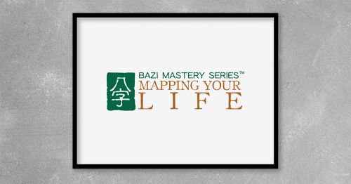 Mapping Your Life from Joey Yap's BaZi Mastery at Kingzbook.com
