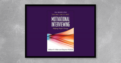 Motivational Interviewing - The Language of Change from Dr. Stephen Rollnick at Kingzbook.com