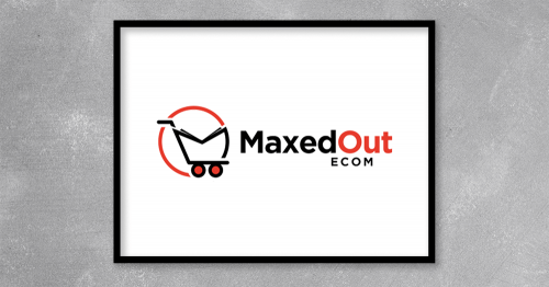 Maxed Out eCom from Max Aukshunas at Kingzbook.com
