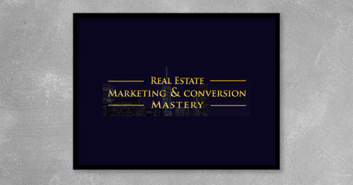 Real Estate Marketing & Conversion Mastery by Shayne Hillier at Kingzbook.com