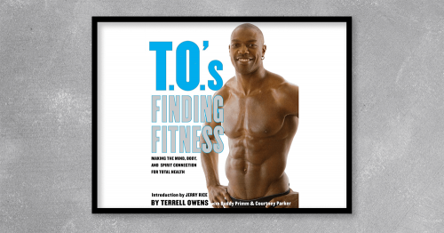 At the top of his game and his sport, Dallas Cowboys' wide receiver Terrell Owens has a phenomenal body: Muscle & Fitness magazine said this when they chose T.O. for the cover, but anyone who's ever seen him play knows he has the best physique in football. Strong, fast, agile, and focused — when T.O. takes the field, he's in complete control. Such mastery might seem out of reach for an ordinary athlete or someone just starting to think about getting in shape, but T.O. believes that everyone is capable of finding their ideal body. Whether you want to slim down or bulk up, develop explosive speed or increase your endurance, define your abs or fine-tune your form, T.O.'s Finding Fitness will unlock your potential with a diet and exercise plan tailored to your fitness goals.