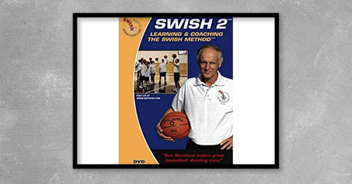 A remarkable two-hour DVD showing in great detail how to learn and coach basketball shooting. This is Tom Nordland's masterpiece! It simplifies the process of great shooting. It teaches players to coach themselves, the only way it's really going to work. This is considered by many to be the best shooting video ever!