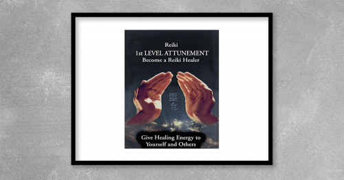 Watch Steve's trailer on this page for his new Reiki DVD — This DVD is to be used with his Reiki Master Attunement